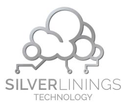 Proveer Senior Living | Silver Lining Technology Logo